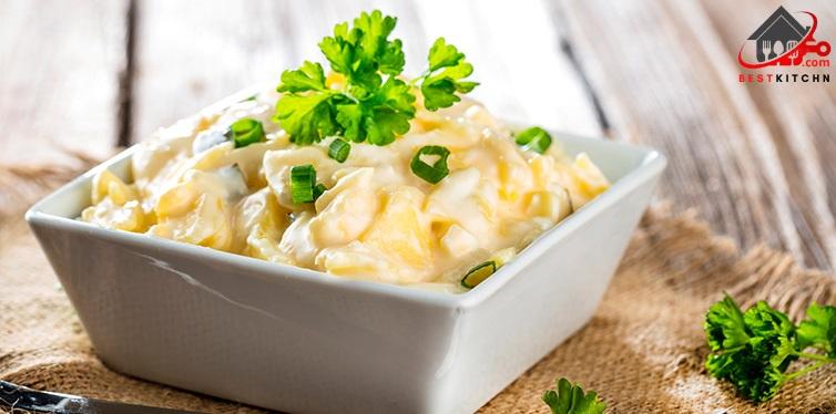 Mayo Potato Salad